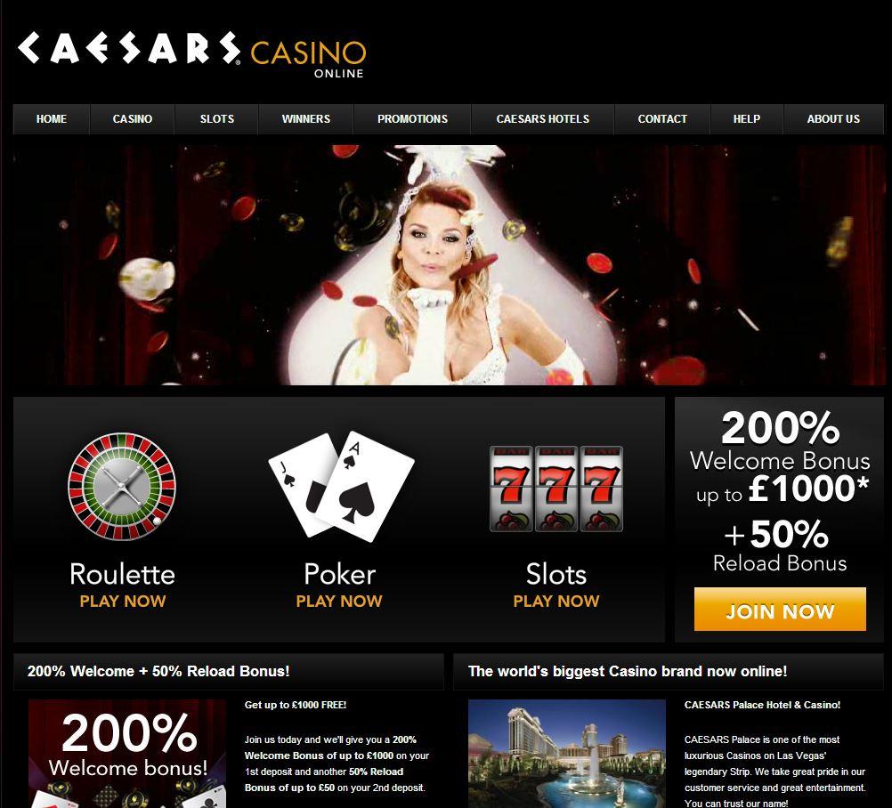 Caesars casino bonus collector